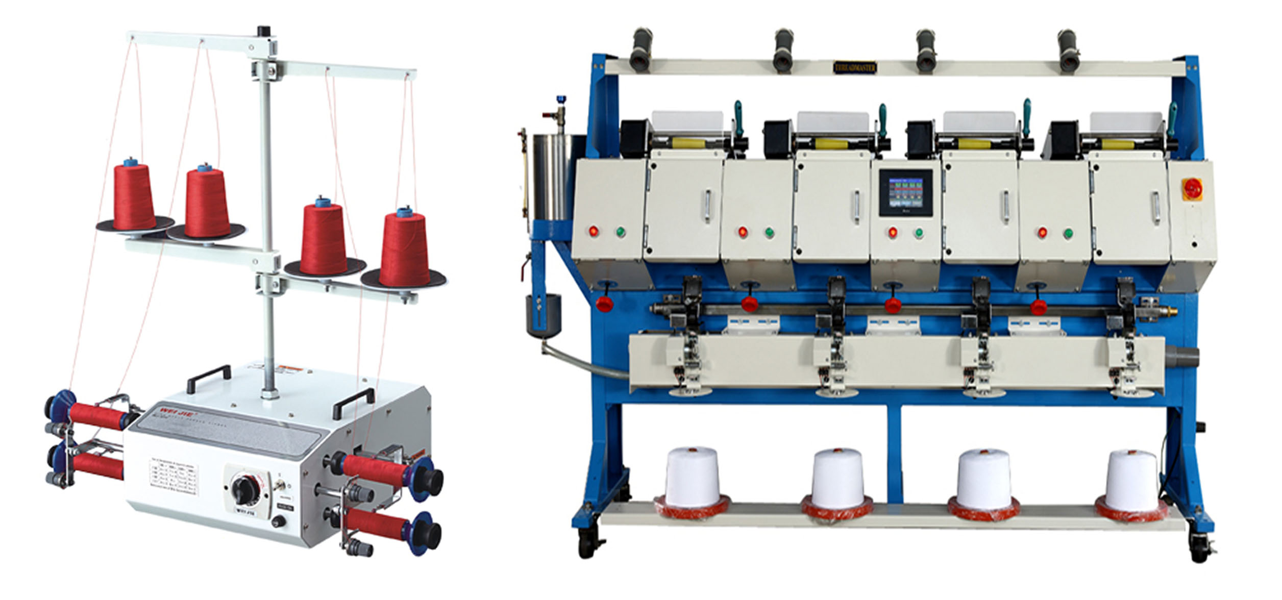 Thread Winder Machine